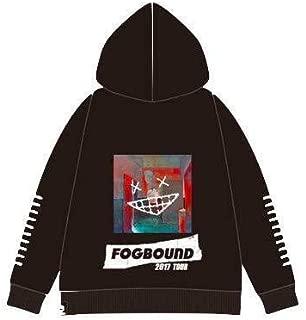米津玄師 グッズ 2017TOUR Fogbound Bootパーカー