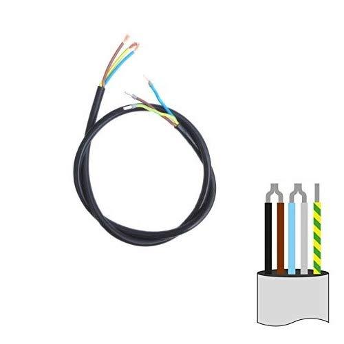 Desconocido Cable Alimentación Vitro Teka TB 6310