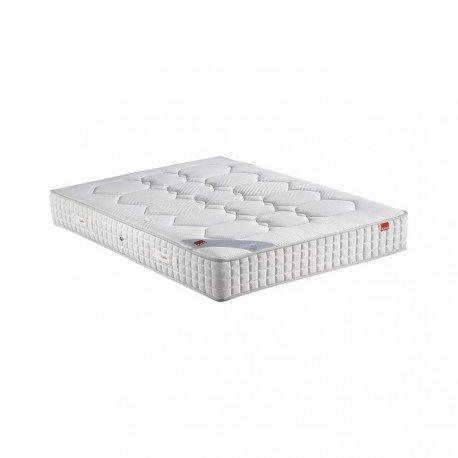 Epeda Ensemble CAMBRURE Ressorts Multi-Actif Confort Medium 200x200 avec 2 sommiers