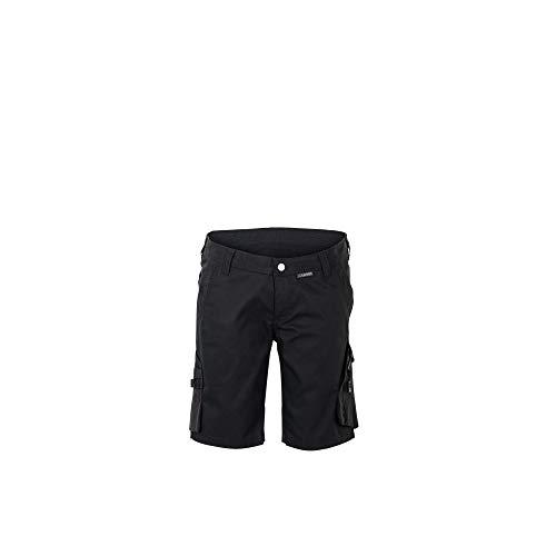 Planam Größe M Norit Damen Shorts schwarz schwarz Modell 6460