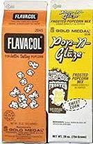 Flavacol Max 84% OFF Sale special price Salt Pop n Flavoring Bundle Glaze 1