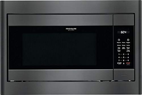 Frigidaire 2.2 Cu. Ft. Black Stainless Steel Built-In Microwave