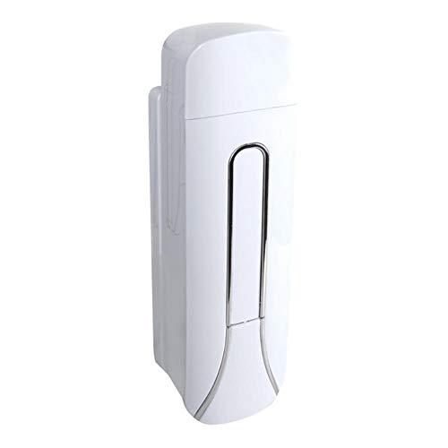 Badkamer Zeepdispenser voor wandmontage voor keuken Plastic 350 ml douchegel wasmiddel Shampoofles Hotel woonaccessoires, wit 1