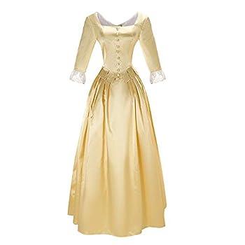 Best gold victorian dress Reviews