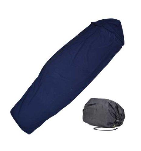 Equinox Campmor Micro Fleece Mummy Bag