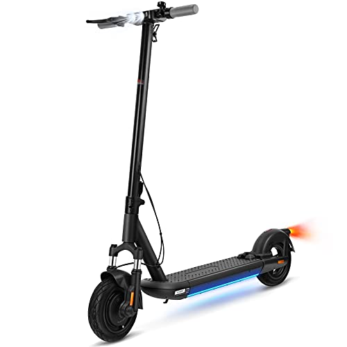 VOSAREA Electric Scooter for Adults,Max Speed 30 MPH ,10 inch...