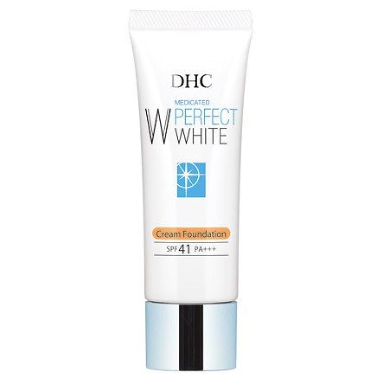 優しいだらしないはさみ【医薬部外品】DHC薬用PWクリームファンデーション (ナチュラルオークル02)