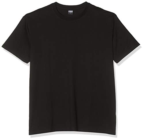Urban Classics Herren Heavy Oversized Tee T-Shirt, Schwarz (Black 7), Large