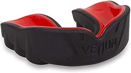 Venum Protector Bucal Unisex para Adultos, Talla única, Color Rojo