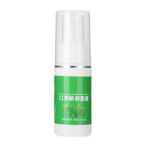 Freshening Spray Antimicrobial Refreshing Spray Mint Freshener Spray Long Lasting Oral Care Spray for Bad Breath