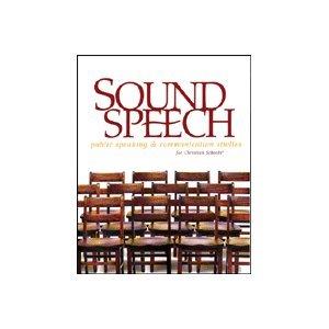 Price comparison product image Sound Speech (Student Edition)