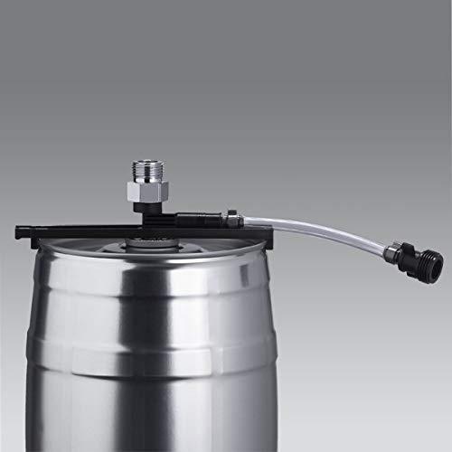 Adapter zum Anschluss von 5 Liter Dosen an normale Zapfanlagen - Flexi Tap 5/8' CO2-Anschluß