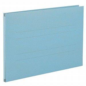 セキセイ のび るファイル「エスヤード」 B4-E(横型) ブルー AE-61F-10 / 10冊