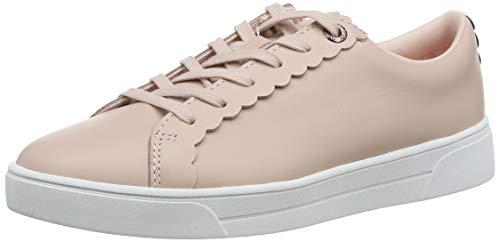Ted Baker Damen Tillys Sneaker, Nude-Pink, 39 EU