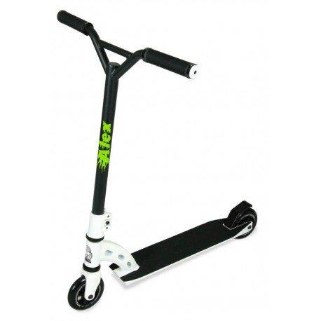 Naamsticker voor fiets, step, motorfiets, zelfklevend, grootte: 17 cm, kleur: blauw