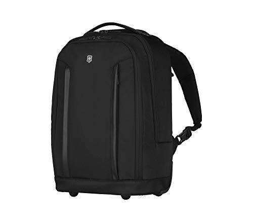 Victorinox Altmont Professional Laptop Rucksack mit Rollen - 17 Zoll Business Trolley Damen/Herren - Schwarz