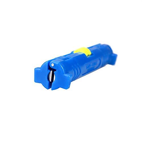Elektrische draad Stripper Pen Roterende Coaxiale draad Kabel Pen Cutter Stripping Machine Tang Tool voor Kabel Trekker Gereedschap