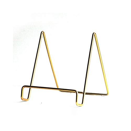 KELE Nordic Wind Gouden IJzeren Ipad Houder Teken Tablet Houders Boek Stand Kookboek Stand Muziek Document Stand Tafel Top Display Stand