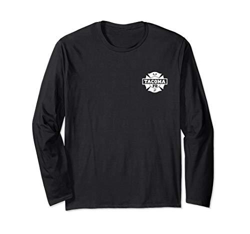 Tacoma FD Logo Long Sleeve T-Shirt