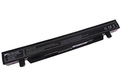 FengWings A41N1424 - Batería para Asus FX-Plus GL552 GL552J GL552JX ZX50 ZX50J ZX50JX JX4200 JX4720 FX-PRO 6300 FX-PRO 6700 FX71PRO FX-PLUS4200