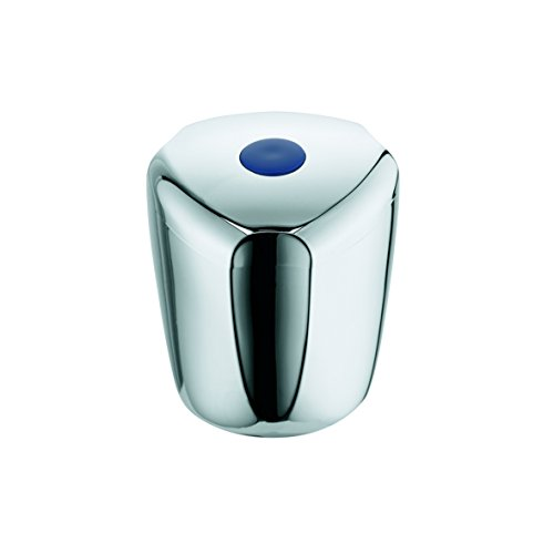 Kludi Griff TERRALUX 7636005-00 Standard-Gr.15, Markierung. blau/verchromt