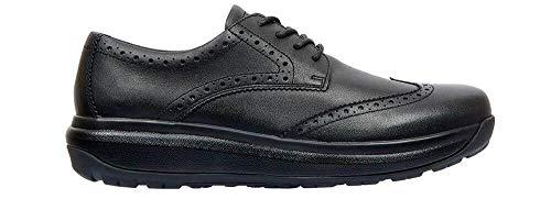 Joya Hombre Paso Fino II Cuero Black Zapatos 43 EU