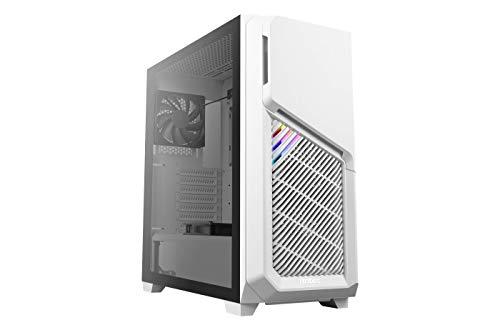 CAJA GAMING ANTEC DP502 FLUX ATX 2XUSB3.0 SIN FUENTE BLANCO ARGB