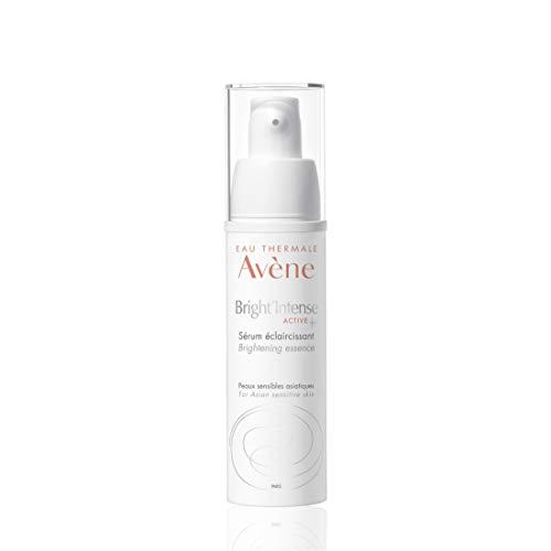 Avene bright intense foaming cream cleanser