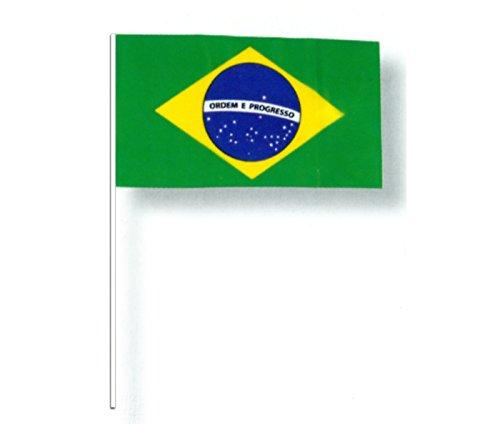 Generique - 20 Drapeaux Brésil