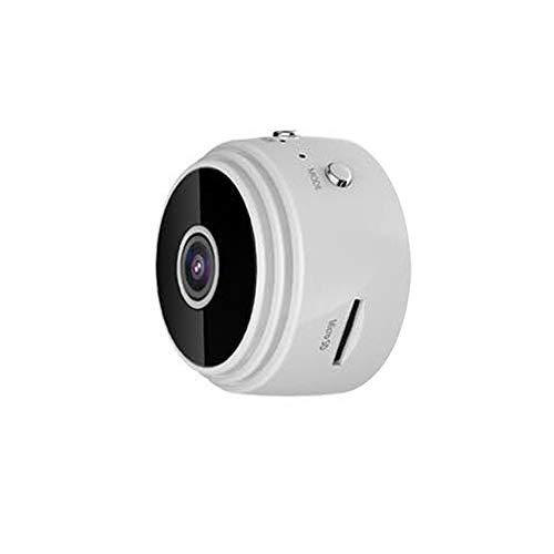 Docooler Mini-Kamera, kabellos, WiFi, Nachtsicht, HD, 1080P, tragbar, im Freien, aus Metall, tragbar mit Halterung