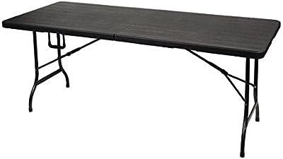 Velleman Mesa Plegable, Negro, 93x76.5x10 cm, FP180W