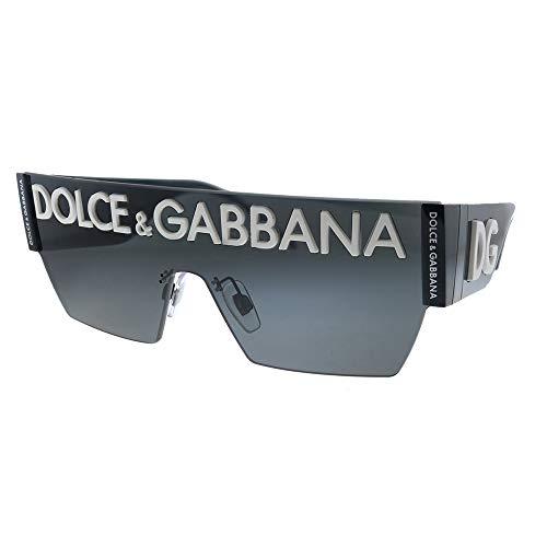 Dolce & Gabbana 0DG2233 Gafas de sol, Black, 40 para Hombre