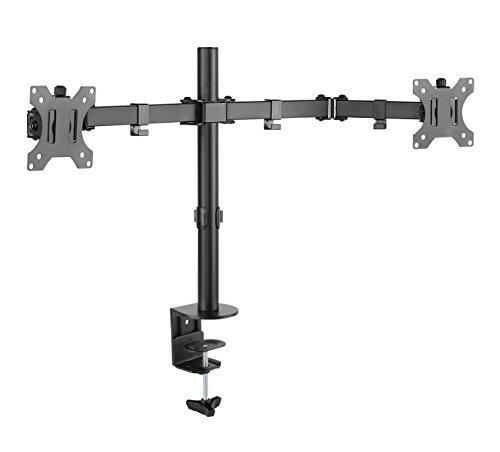 """Lavolta - Monitorhalter für 2 Monitore (360 Grad Drehung und Schwenkung) (13"""" bis 27"""")"""
