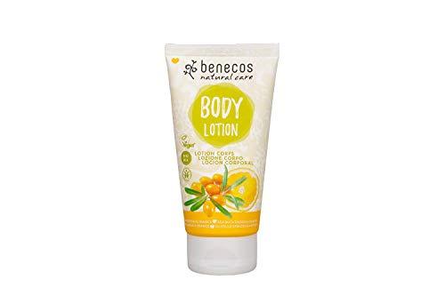 Benecos Body Lotion Sanddorn & Orange