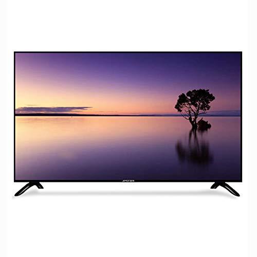 Smart TV de ultra-definición LCD 4K TV, IPS LCD pantalla de protección ocular Android TV con interfaz HDMI / AV / LAN / RF / WIFI TV analógica digital, TV de red ultradelgada para dormitorio / sala