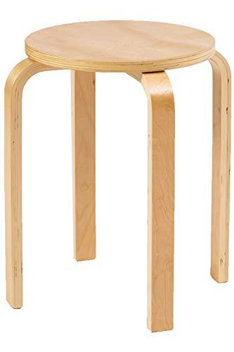 システムK スツール スタッキングチェア 北欧インテリア家具 木製 ナチュラル(スツール) チェア