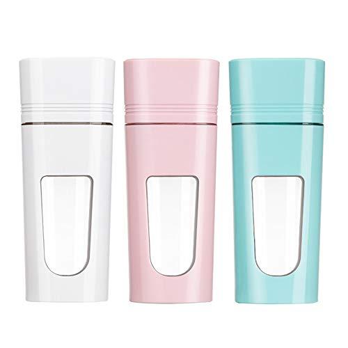 Liaiqing Portátil Blender, Blender Smoothie, Tamaño Personal Blender, Recargable batido y Shaker...