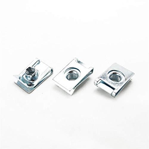 10x Fissaggio Clip SERRATURE Klip Supporto per VW Lupo 171837199