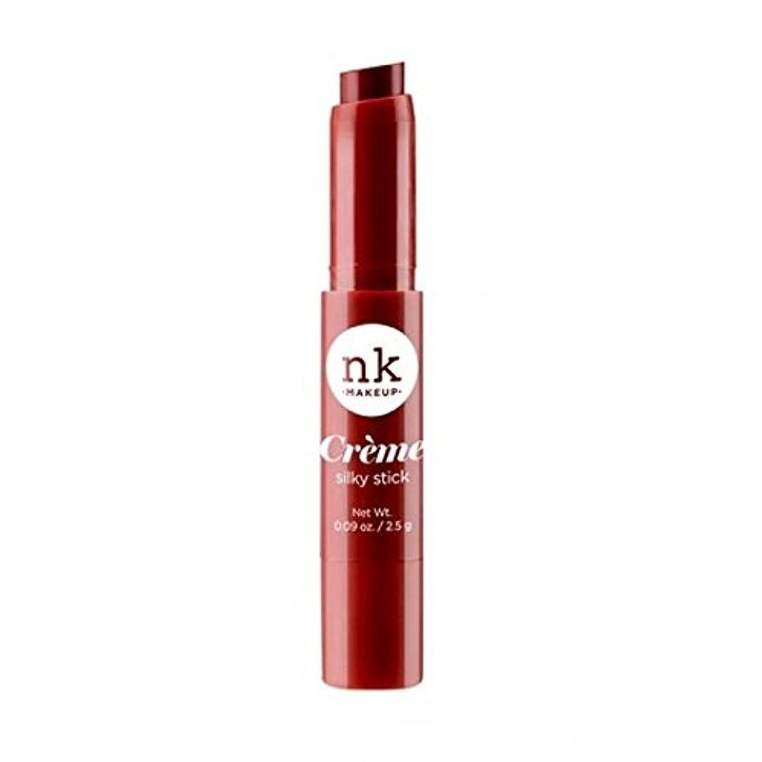 可動式滑る古風な(3 Pack) NICKA K Silky Creme Stick - Totem Pole (並行輸入品)