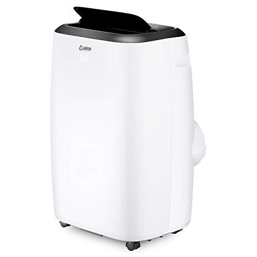 [Upgrade] Airo Comfort Portable Air Conditioner 14,000 BTU - 8,000 SACC Quiet Air Conditioning Machine Cools for 450 to 600...