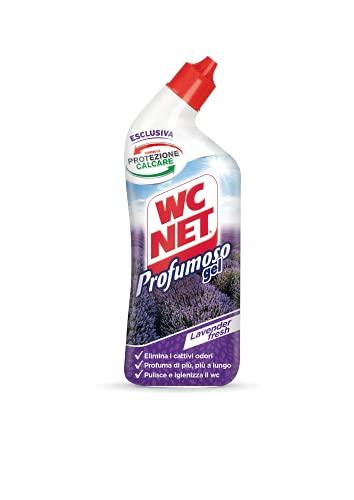 Wc Net - Profumoso Gel, Anticalcare e Igienizzante per WC, Essenze Assortite a Seconda della Disponibilità, 700 ml