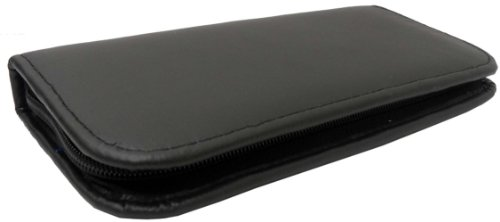 """ToolUSA 4"""" X 8.25"""" Empty Zipper Case With Straps Inside To Build Your Own Kit: KIT-3569LP"""