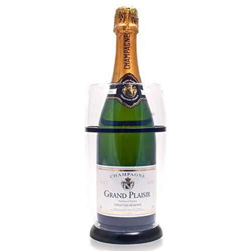 Dimono - Enfriador de botellas de champán (acrílico)