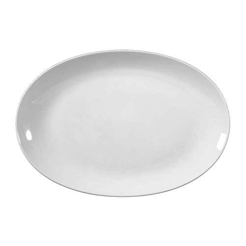 Seltmann Rondo/Liane Platte, Oval, Weiß, 38 cm, 1-teilig