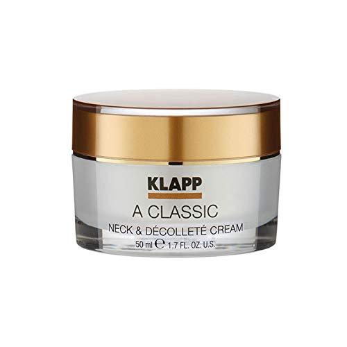 Klapp A CLASSIC Neck & Decollete Crema
