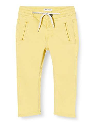 IKKS Jeans Knitlook, geel