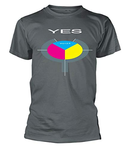 Yes '90125' T-Shirt - New & Official!