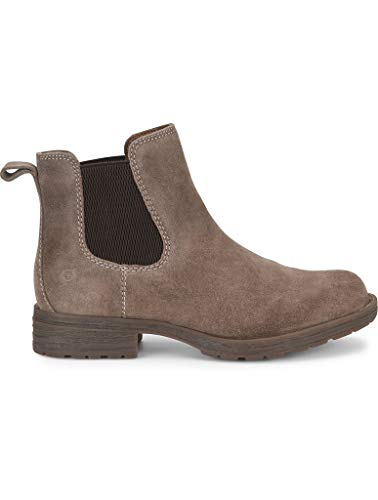 BORN Women's Cove Taupe Suede 8.5 M