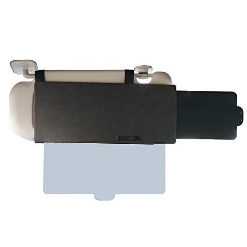 Sun Visor for Car,Side Window Sun Visor Extender Windshield Sunshade and UV Rays Blocker,Transparent Visor Extender Auto Accessories
