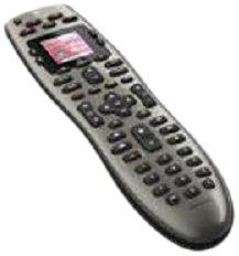 Logitech Harmony 650 Remote Control - Silver...
